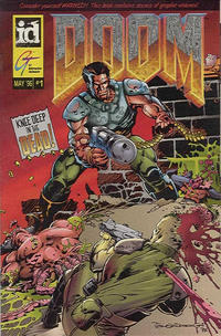 Cover Thumbnail for Doom (GT Interactive Software, 1996 series) #1