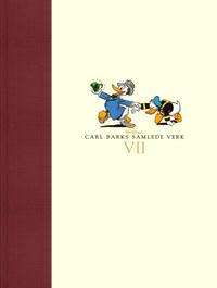 Cover Thumbnail for Carl Barks samlede verk (Hjemmet / Egmont, 2005 series) #7