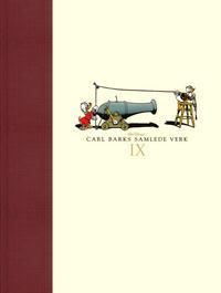 Cover Thumbnail for Carl Barks samlede verk (Hjemmet / Egmont, 2005 series) #9