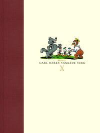 Cover Thumbnail for Carl Barks samlede verk (Hjemmet / Egmont, 2005 series) #10