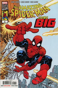 Cover Thumbnail for Amazing Spider-Man: Going Big (Marvel, 2019 series) #1