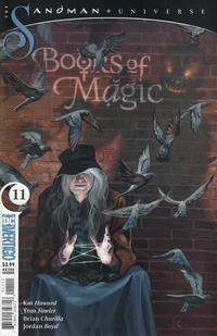Cover Thumbnail for Books of Magic (DC, 2018 series) #11