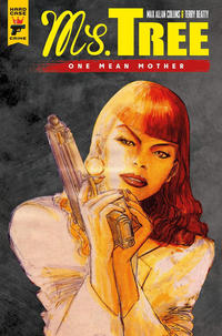 Cover Thumbnail for Ms. Tree (Titan, 2019 series) #1 - One Mean Mother