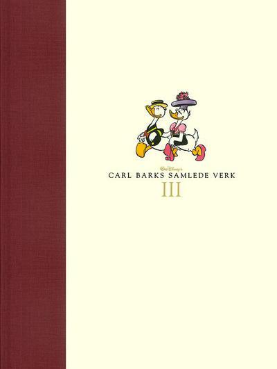 Cover for Carl Barks samlede verk (Hjemmet / Egmont, 2005 series) #3