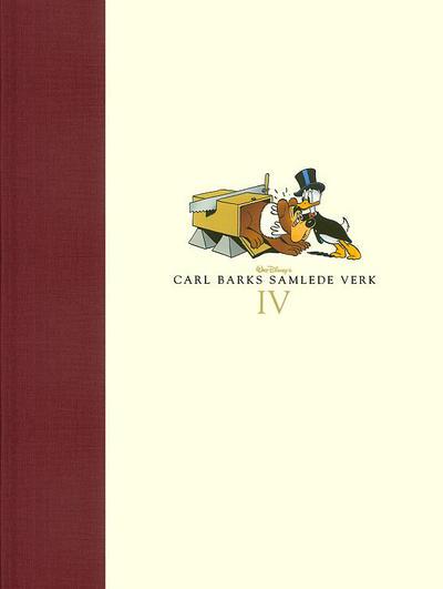 Cover for Carl Barks samlede verk (Hjemmet / Egmont, 2005 series) #4