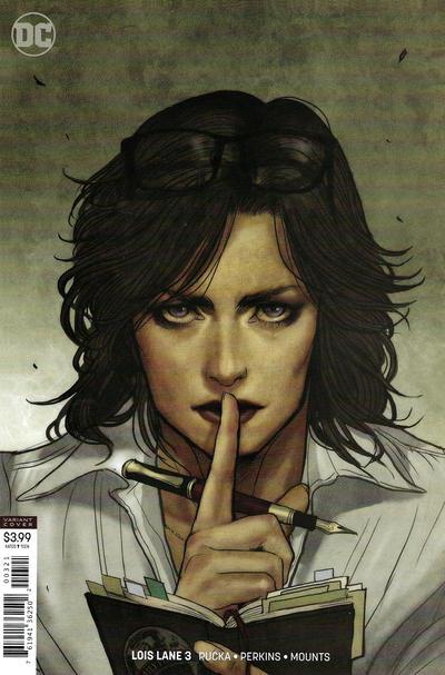Cover for Lois Lane (DC, 2019 series) #3 [Sana Takeda Cover]
