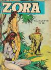Cover for Zora (Jeunesse et vacances, 1967 series) #45