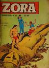 Cover for Zora (Jeunesse et vacances, 1967 series) #11