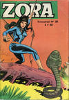 Cover for Zora (Jeunesse et vacances, 1967 series) #30