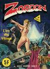Cover for Zordon (Elvifrance, 1982 series) #3