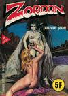 Cover for Zordon (Elvifrance, 1982 series) #4