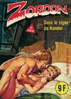 Cover for Zordon (Elvifrance, 1982 series) #15