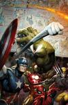 Cover Thumbnail for Marvel Comics (2019 series) #1000 [Comics Elite Ryan Brown Virgin Variant Cover]