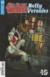 Cover Thumbnail for Red Sonja and Vampirella Meet Betty and Veronica (2019 series) #3