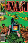 Cover for The 'Nam (Marvel, 1986 series) #4 [Newsstand]