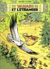 Cover for Yakari (Casterman, 1977 series) #7 - L'étranger