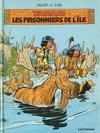 Cover for Yakari (Casterman, 1977 series) #9 - Les prisonniers de l'ile