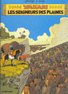 Cover for Yakari (Casterman, 1977 series) #13 - Les seigneurs des plaines