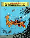 Cover for Yakari (Casterman, 1977 series) #17 - Le monstre du lac