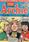Cover for Archie Comics (H. John Edwards, 1950 ? series) #52