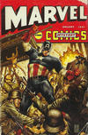 Cover Thumbnail for Marvel Comics (2019 series) #1000 [1940's Variant Cover]