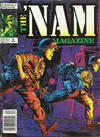 Cover for The 'Nam Magazine (Marvel, 1988 series) #5 [Newsstand]