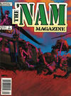 Cover for The 'Nam Magazine (Marvel, 1988 series) #7 [Newsstand]