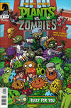 Cover for Plants vs Zombies (Dark Horse, 2015 series) #1