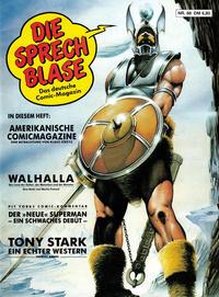 Cover Thumbnail for Die Sprechblase (Norbert Hethke Verlag, 1978 series) #88