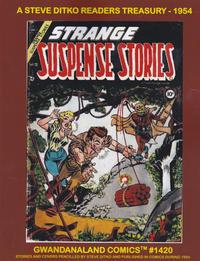 Cover Thumbnail for Gwandanaland Comics (Gwandanaland Comics, 2016 series) #1420-A - A Steve Ditko Readers Treasury - 1954
