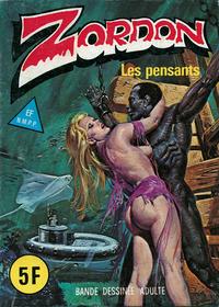 Cover Thumbnail for Zordon (Elvifrance, 1982 series) #1