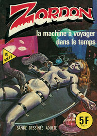 Cover Thumbnail for Zordon (Elvifrance, 1982 series) #2