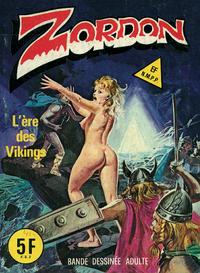 Cover Thumbnail for Zordon (Elvifrance, 1982 series) #3