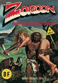 Cover Thumbnail for Zordon (Elvifrance, 1982 series) #5