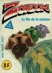 Cover Thumbnail for Zordon (Elvifrance, 1982 series) #6