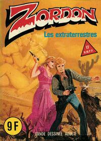 Cover Thumbnail for Zordon (Elvifrance, 1982 series) #9