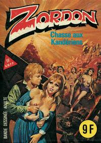 Cover Thumbnail for Zordon (Elvifrance, 1982 series) #10
