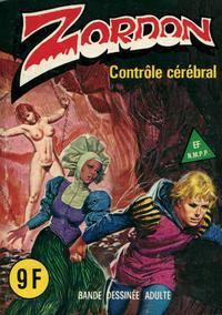 Cover Thumbnail for Zordon (Elvifrance, 1982 series) #11