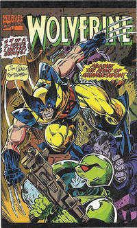 Cover Thumbnail for Wolverine the Nuke Hunters (Marvel, 1994 series) #4