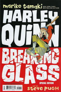 Cover Thumbnail for Harley Quinn: Breaking Glass 1 (Special Edition) (DC, 2019 series)