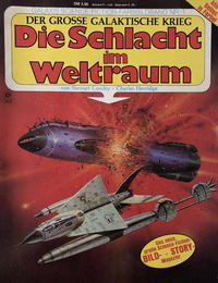 Cover Thumbnail for Der große galaktische Krieg (Condor, 1982 ? series) #1