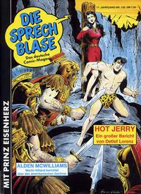 Cover Thumbnail for Die Sprechblase (Norbert Hethke Verlag, 1978 series) #128