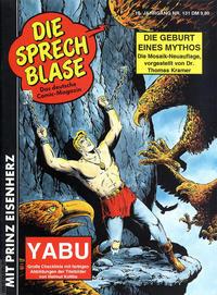 Cover Thumbnail for Die Sprechblase (Norbert Hethke Verlag, 1978 series) #131