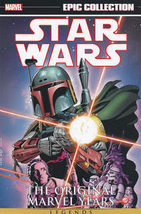 Cover Thumbnail for Star Wars Legends Epic Collection: The Original Marvel Years (Marvel, 2016 series) #4