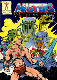 Cover Thumbnail for Masters of the Universe (Egmont UK, 1986 series) #39