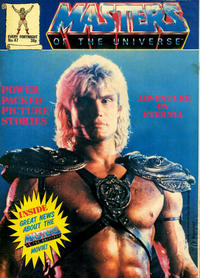 Cover Thumbnail for Masters of the Universe (Egmont UK, 1986 series) #47