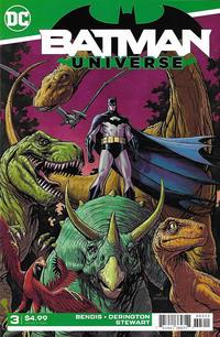 Cover Thumbnail for Batman: Universe (DC, 2019 series) #3