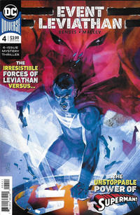 Cover Thumbnail for Event Leviathan (DC, 2019 series) #4 [Alex Maleev Cover]