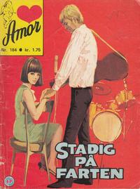 Cover Thumbnail for Amor (Interpresse, 1964 series) #184