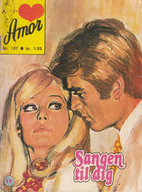 Cover Thumbnail for Amor (Interpresse, 1964 series) #197